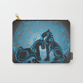 Celtic cats Carry-All Pouch