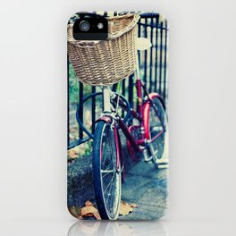 City bike iPhone Case