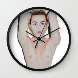 MILEY RAY CYRUS  Wall Clock