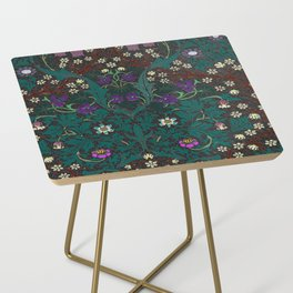 Blackthorn - William Morris Side Table