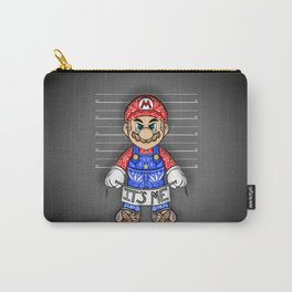 It's ME, Evil Mario !  Carry-All Pouch