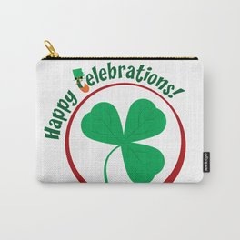 The Shamrock Celebrations Carry-All Pouch
