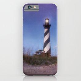 Cape Hatteras Light iPhone Case