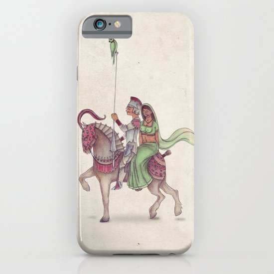 Indian Knight iPhone & iPod Case