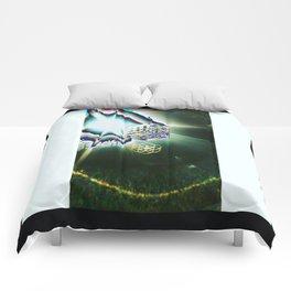 Lavendar Vape Comforters