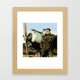 Steve Trevor Framed Art Print
