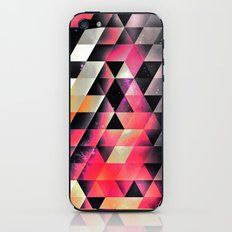fyrlyrne fyyrth iPhone & iPod Skin