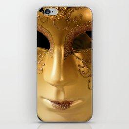 Venetian Mask Venice Italy iPhone Skin
