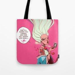 Alice 2.0 Tote Bag