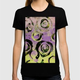 Lavender and Lemon Sherbert T-shirt