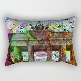 Brandenburger Tor, Berlin, Germany III Rectangular Pillow
