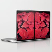 moulin rouge Laptop & iPad Skins featuring Rouge by KunstFabrik_StaticMovement Manu Jobst
