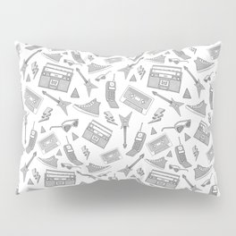 Livin in the 90s // Grey Pillow Sham