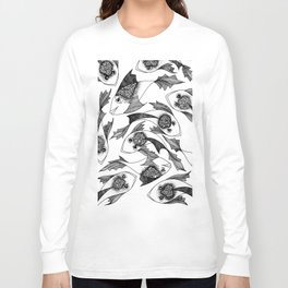 Fish Paradigm Long Sleeve T-shirt