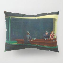 NIGHTHAWKS - EDWARD HOPPER Pillow Sham