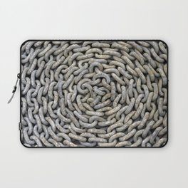 Chain roller - Kettenrolle Laptop Sleeve