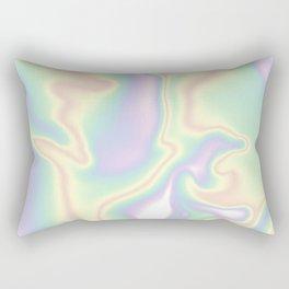 HOLOGRAPHIC DAYDREAM Rectangular Pillow