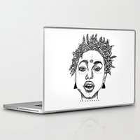 melissa smith Laptop & iPad Skins featuring Willow Smith by ☿ cactei ☿