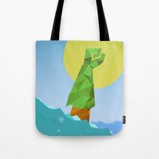 Polygon Heroes Rise 5 Tote Bag