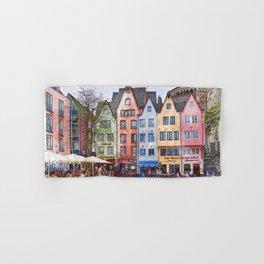 Colors of Germany Hand & Bath Towel