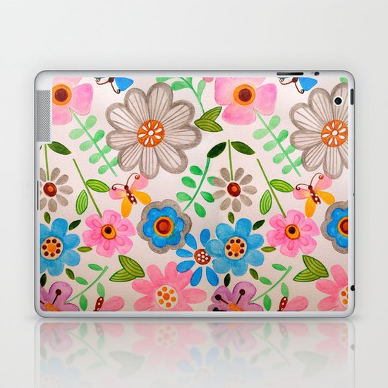 The Garden 2 Laptop & iPad Skin