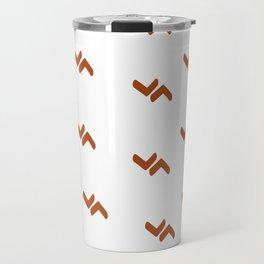 Arrow Heads Travel Mug