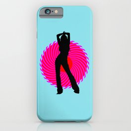 Hot Spot I iPhone Case