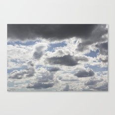 The Impending Storm Canvas Print