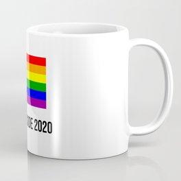 Pride Inside 2020 - Rainbow LGBT Flag Coffee Mug