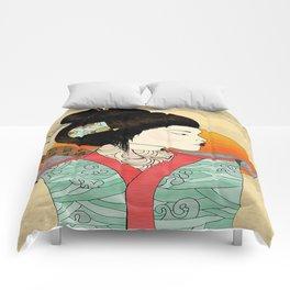 Katana Comforters