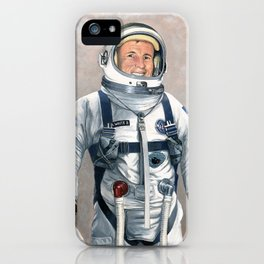 Ed White iPhone Case