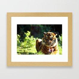 This Is Mine Framed Art Print