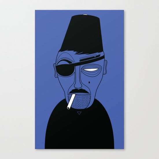 Largo Canvas Print