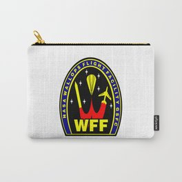 Wallops Flight Facility Carry-All Pouch