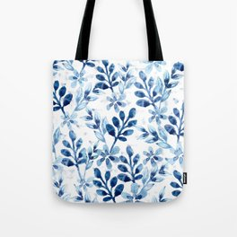 Watercolor Floral VIII Tote Bag