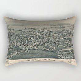 Gainesville 1891 Rectangular Pillow