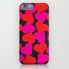 queen of hearts II iPhone 6s Slim Case