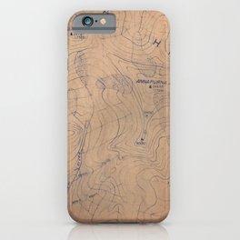 Annapurna Trek Detail iPhone Case
