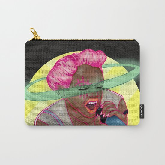 Soto Voce - Girlschool Carry-All Pouch