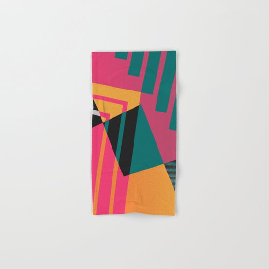 Geometric#23 Hand & Bath Towel