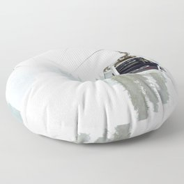 Whistler Blackcomb Floor Pillow