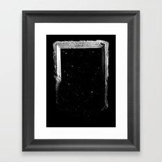 Egress Framed Art Print