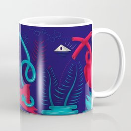Night's Look Coffee Mug