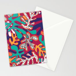 Matisse Pattern 009 Stationery Cards