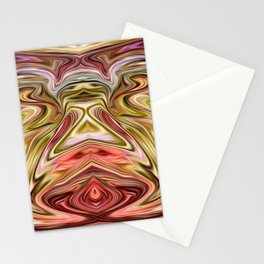 Red Spirit Stationery Cards