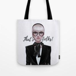 That's__folks! Tote Bag