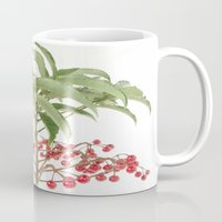 spice Mugs featuring Spice Berry  by taiche