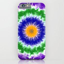Tie dye 2 iPhone Case