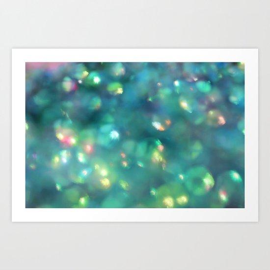 Jewels of the Sea Art Print