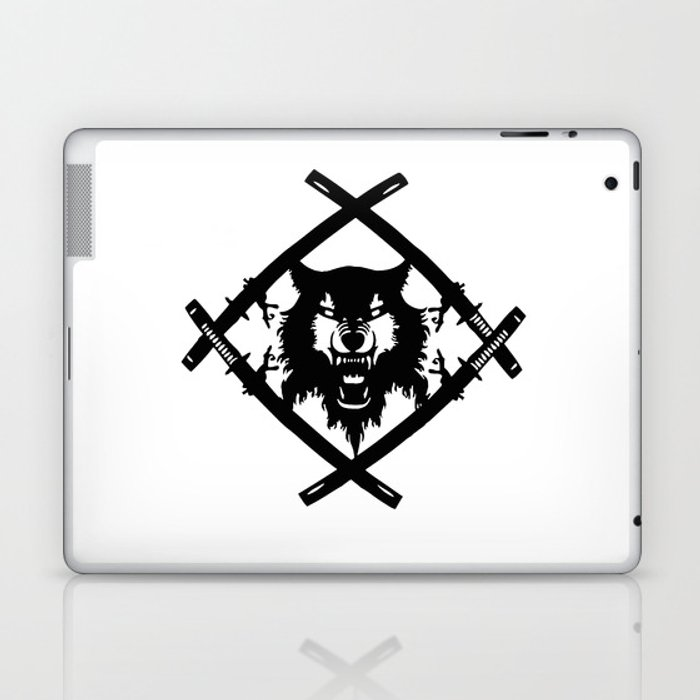 Hollow Squad Logo  Laptop & iPad Skin